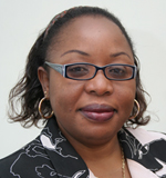 Auda Msiska (Mrs.) - Director of Finance and Administration