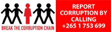 Break the Corruption Chain!